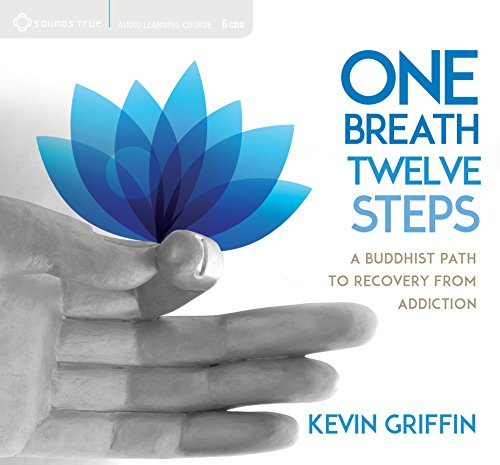 One Breath, Twelve Steps: A Buddhist Path to Recovery from Addiction by Sounds True