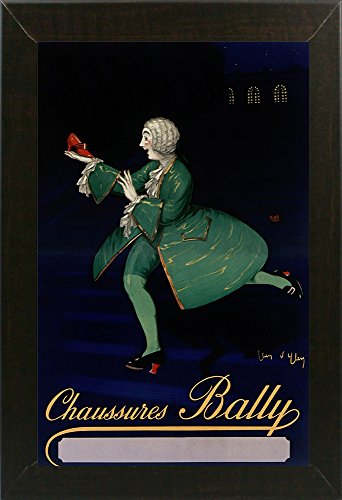 Pictures Brazilian Traditional Costume (Chaussures Bally Framed Print 18.88
