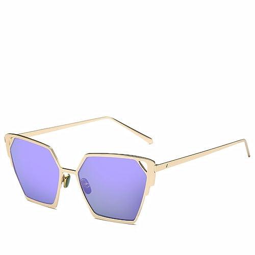 Haogang - Gafas de sol - para mujer