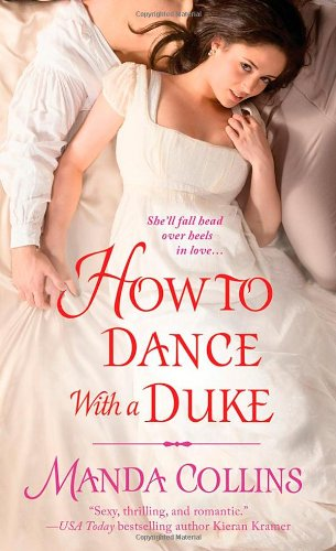 book cover of How to Dance with a Duke