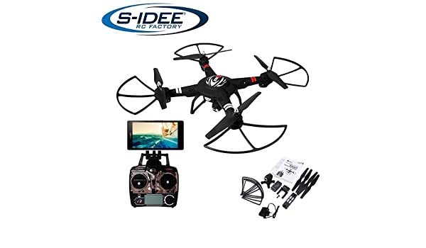 s-idee - 01628 - Drone VR - S 303 Spaceship - 4CH FPV Video ...