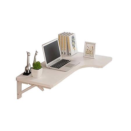 Wghz Mesa Plegable Multiusos de Mesa abatible para Escritorio con ...