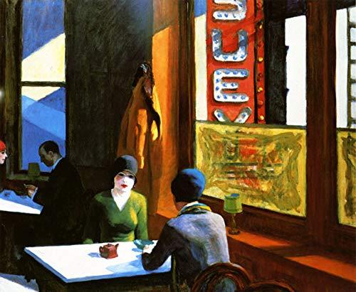 Chop Suey by Edward Hopper Ladies having Coffee New York Life 28