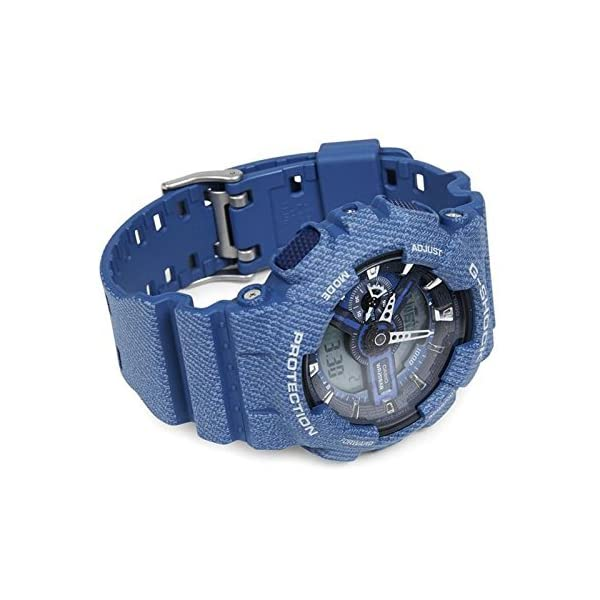Casio Reloj Analógico-Digital para Unisex Adultos de Cuarzo con Correa en Resina GA-110DC-2AER 3