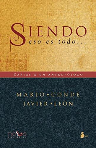 Amazoncom Siendo Eso Es Todo Spanish Edition Ebook