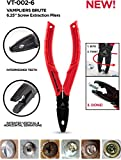Vampire Professional Tools International VMPVT-002-6 Vampliers Brute 6.25'' Screw Extraction Pliers