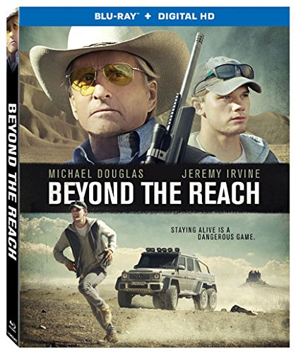 Blu-ray : Beyond the Reach (Blu-ray)