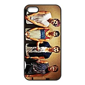 5 Seconds Of Summer Hot Seller Stylish Hard Case For Iphone 5s