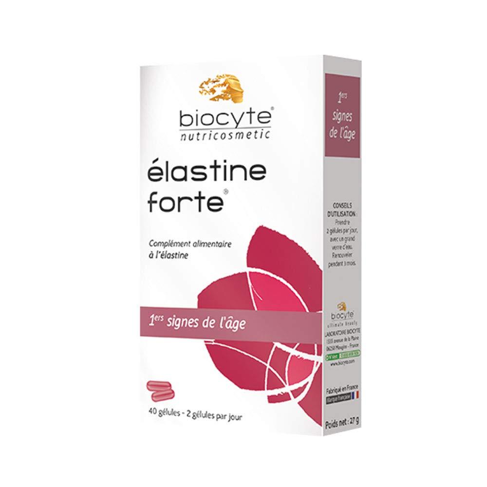 Biocyte Elastin Strong Skin Elasticity 40 Tablets