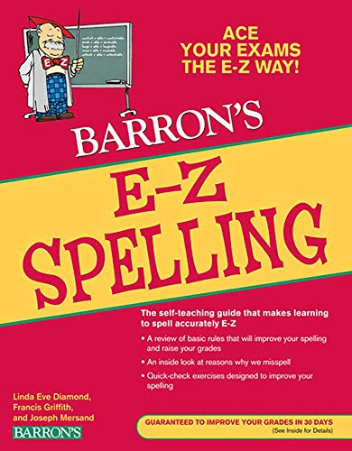 E-Z Spelling (Barron's Easy Series)