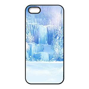 Lucky Charming Blue Disney Frozen Design Best Seller High Quality For Iphone 6 Plus Phone Case Cover