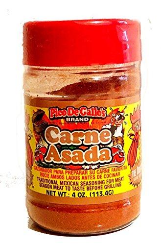 Pico De Gallo's Carne Asada Seasoning (Best Carne Asada Marinade)