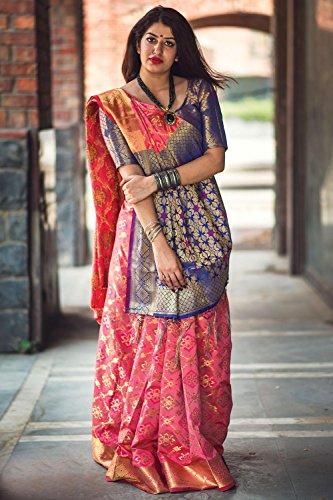 Tradizionale Rosa Traditional Partito Indossare Sarees Pink Nozze Facioun Wedding Sari Party Progettista Salmone Donne 4 Sari For Women Facioun Di Le Indian Per Da Designer Wear 4 Indiani Da Sari Salmon zBwqSfRz