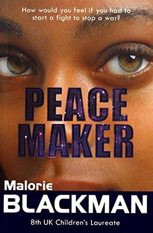 book cover of Peace Maker