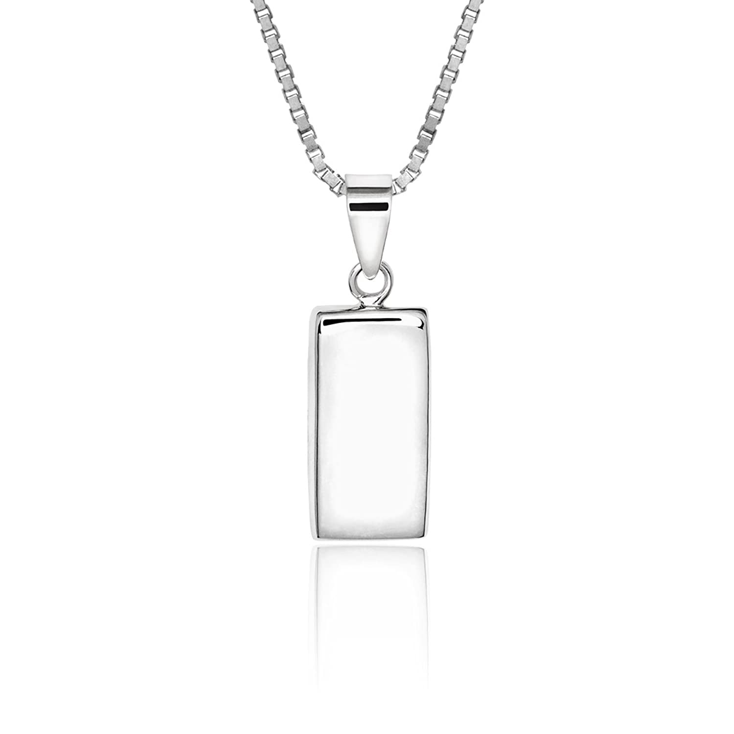 fashion necklaces necklace for store versace pendant en medusa jewelry rectangle dmtd men rectanglemedusapendantnecklace accessories online us