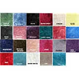 Wall to Wall Bathroom Carpet - 100% Nylon - 5ft. Wide (Custom lengths sold by the foot, 23 Color Choices)