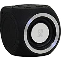 Earthquake Sound EQuatic Wireless & Water Resistant Micro-Speaker, Black