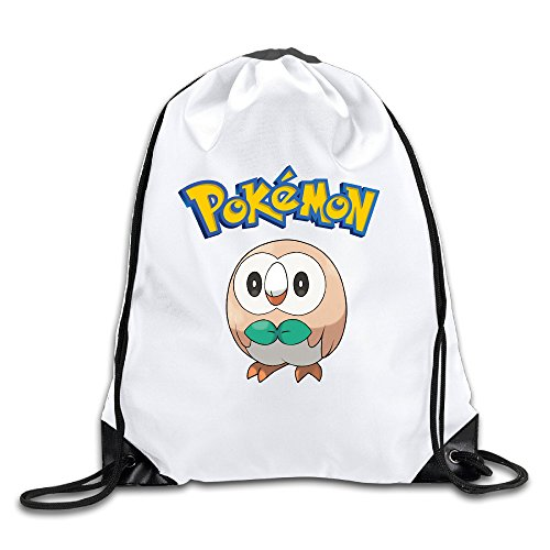 pokemon-sun-and-moon-rowlet-100-polyester-fiber-drawstring-tote-bag-one-size