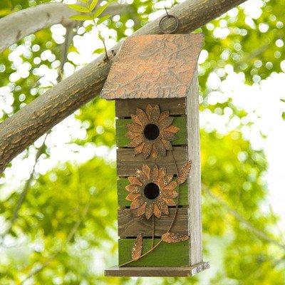 glitz-home-wooden-flower-145-in-x-5-in-x-5-in-birdhouse-distressed-finish