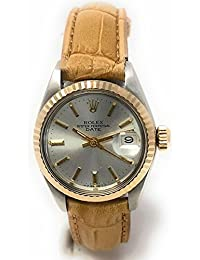 Date swiss-automatic womens Watch (Certified Pre-owned)