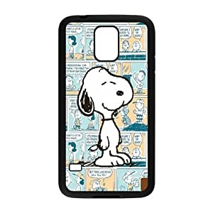 JamesBagg Phone case Cute Snoopy series pattern case cover For Samsung Galaxy S5 C-SNOOPY0039