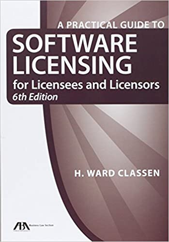 Amazon A Practical Guide To Software Licensing For Licensees