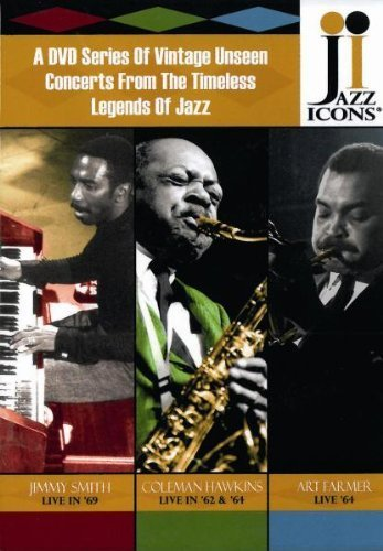 Jazz Icons: Series Four (Eight-Disc Box Edition) by Jimmy Smith B01GUP9MAW