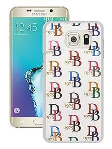 Hot Sale Samsung Galaxy S6 Edge Plus Case ,Unique And Durable Designed Case With Dooney Bourke DB 07 white Samsung Galaxy S6 Edge+ Cover Phone Case