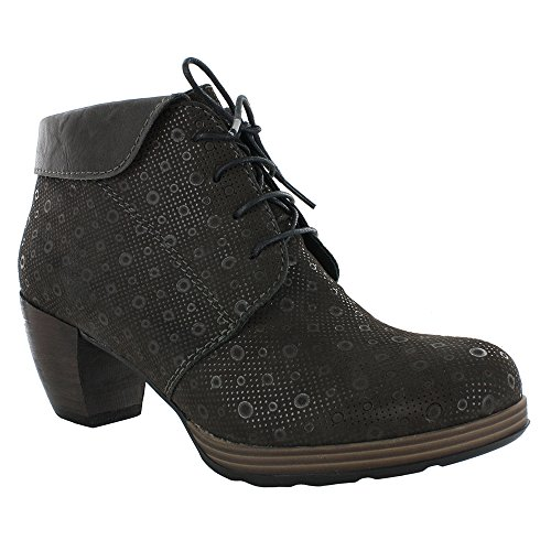 Nv Gris 3204300 Sandales Dames Wolky 278854 Gouttes Noires 1ftCRFqWw