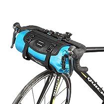 Roswheel Bolsa Delantera bikepacking para manillar de bici