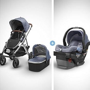 Amazon.com: UPPAbaby - Cochecito de bebé de tamaño completo ...