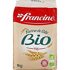 Amazon.com : Francine Farine de Ble Bio - French All