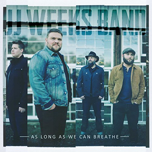 As Long As We Can Breathe Album Cover