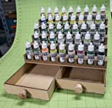 Drawer Add-On For Paint Rack