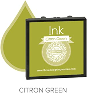 product image for Three Designing Women - Replacement Ink Pad (Citron Green)