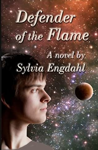 book cover of Defender of the Flame