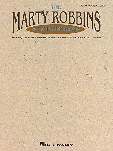 The Marty Robbins Songbook: Marty Robbins: 0073999574807: Amazon.com ...