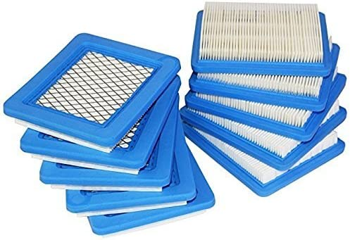 Air filters replace Briggs /& Stratton Nos 399959 /& 491588S 20