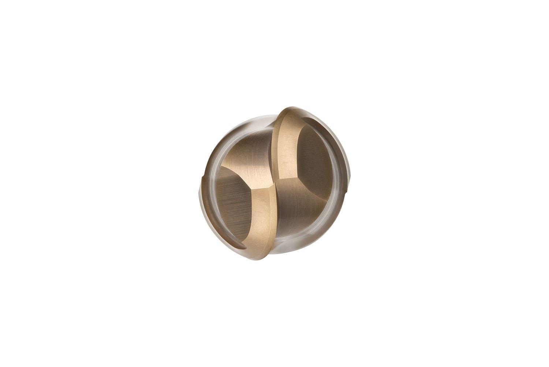 R 5 mm 10 mm Head Diameter 125 mm Full Length Dormer Pramet 46706549 TiSiN Coating HM 14 mm Flute Length Dormer S53310.0 Shank Ball-Nosed End Mill