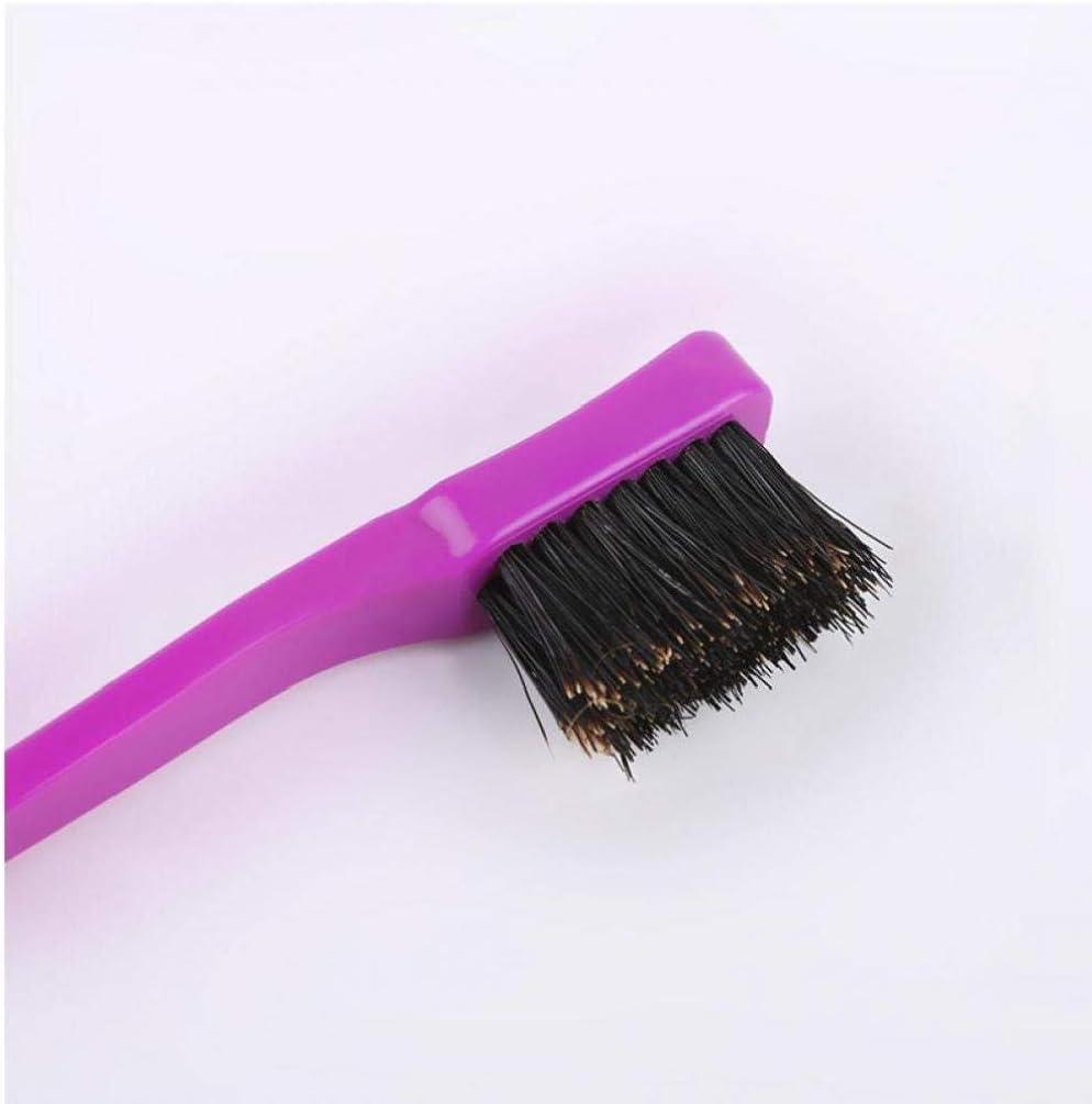Onsinic 3Pcs Beauty double face Edge Control Peigne cheveux Styling Brosse /à cheveux 2019 NOUVEAU couleur al/éatoire Livraison gratuite