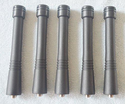 5 X FANVERIM Radio Antenna for Motorola HT1000 Saber Visar VHF 150-162Mhz(5 Pack)