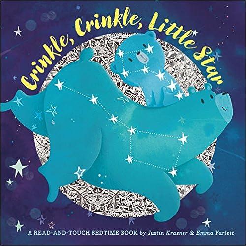 Hear Them Crinkle. Little Star: Trace the Stars Crinkle Crinkle