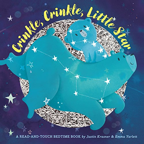 - Crinkle, Crinkle, Little Star (A Read-and-touch Bedtime Book)