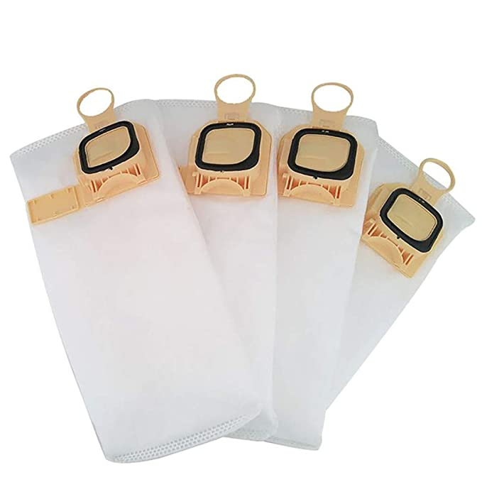 Amazon.com: iHHAPY 4 bolsas de filtro de polvo de alta ...