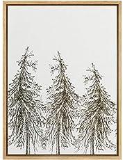 SIGNWIN Framed Canvas Wall Art Vase by Morandi Canvas Prints Home Artwork Decoration for Living Room,Bedroom