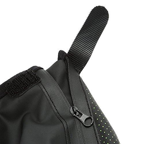 Lixada Negro de Prueba Impermeable A Chanclos MTB de Cubrezapatos Verde Montaña Térmico Viento Bicicleta Protector qCwFfrq