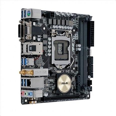 H170I-PLUS D3 Asus H170I-PLUS D3, Intel H170, 2 x DIMM, Max. 32GB: Amazon.es: Electrónica