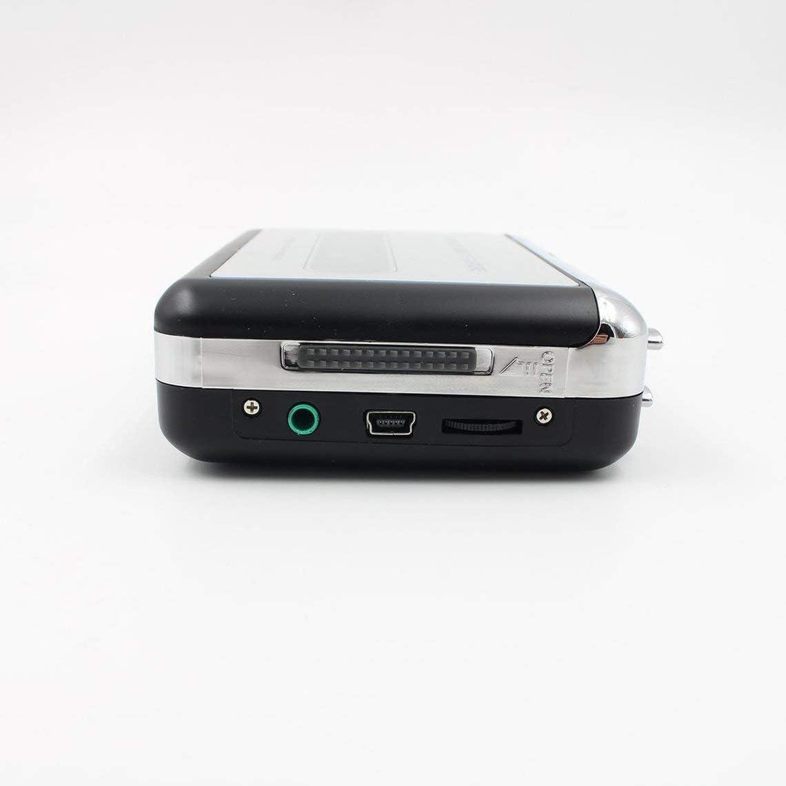 Portable Tape Cassette Convert MP3 Player Converter Audio Capture Music Player