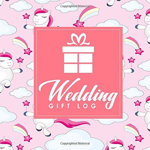 Wedding Gift Log Wedding Gift Card Registry Gift Log Wedding Gift