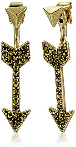 UPC 803049860273, Lucky Brand Gold Arrow Earrings Jackets